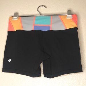 Lululemon Yoga Running Shorts Size 6
